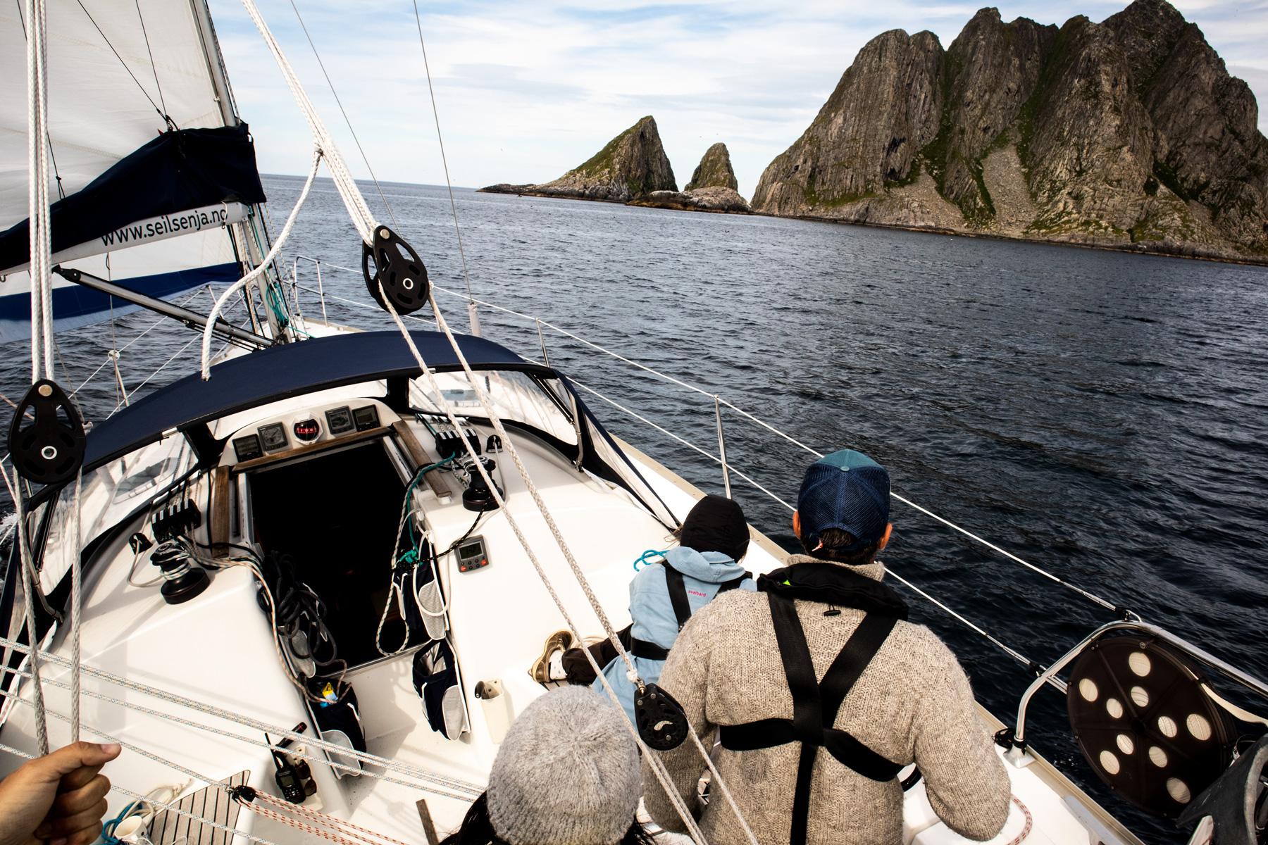 Seiltur rundt Sørfugløya